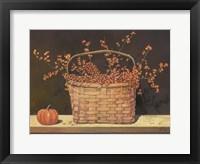 Framed Fall Gathering