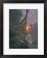 Framed Nature's Hideaway