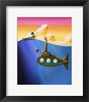 Framed Finding Nemo