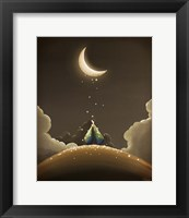 Framed Moondust