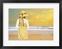 Framed Girl 1910