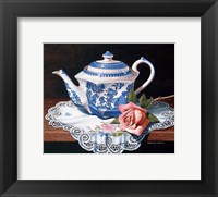 Framed Tea Time