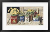 Framed Salem Bouquet