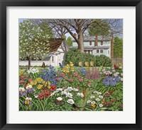 Framed Mary's Secret Garden
