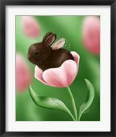 Gossamer Spring Framed Print