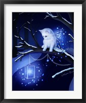 Snowflake Fairytail Framed Print
