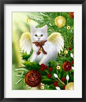 Yuletide Joy Framed Print