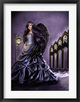 Framed Angel Light