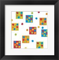 Framed Celebrate Blocks
