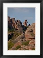 Framed Bulgaria, Belogradshick Rocks
