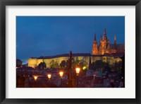 Framed St Vitus Cathedral