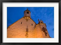 Framed Church in Znojmo, Czech Republic