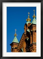 Framed Uspenski Cathedrali, Finland