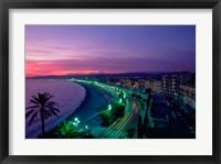 Framed Nice, France