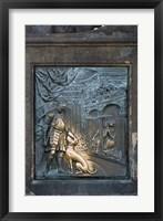 Framed St John Nepomuk