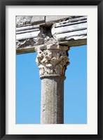 Framed Apollonia, Bouleuterion, Albania