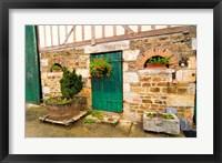 Framed Patrick Boisgontier Cellar