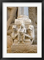Framed Eglise St-Trophime, Arles, Provence, France