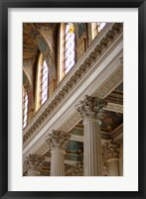 Framed Royal Chapel, Versailles, France
