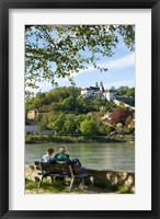 Framed Passau, Bavaria, Germany