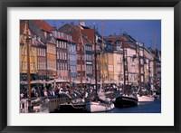 Framed Waterfront, Denmark