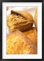 Framed Corsica Style Bread, France