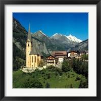 Framed Austria, Hohe Tauern Alps