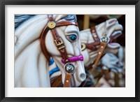 Framed Carousel, Basilque du Sacre Coeur