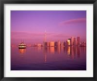 Framed Toronto Skyline, Canada