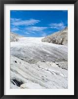 Framed Glacier Obersulzbachkees-Venedigerkees