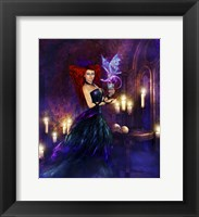 Framed Madame Dragonessa
