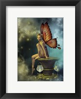 Framed Fairy Glowflies