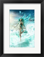 Framed Dance Of The Sea Fairy