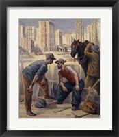 Framed Diggers, 1908-1912
