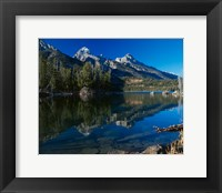 Framed Teton I