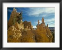 Framed Bryce Canyon L