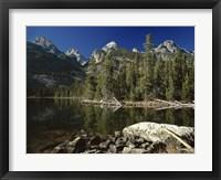 Framed Teton A