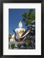 Budda I Framed Print