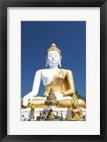 Budda II Framed Print