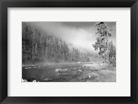 Framed Yellowstone 1