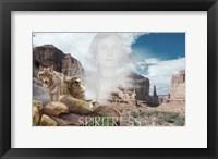 Framed Spiritress