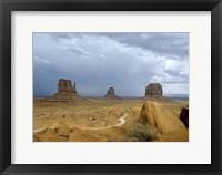 Framed Monument Valley 12