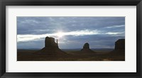 Framed Monument Valley 4