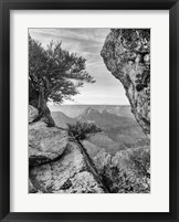Framed Grand Canyon 7