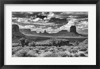 Framed Monument Valley 15