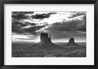 Framed Monument Valley 3