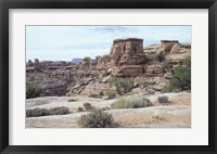 Framed Canyonland 4
