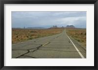 Framed Monument Valley 1