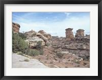 Framed Canyonland 5