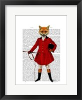 Fox Hunter 2 Full Framed Print